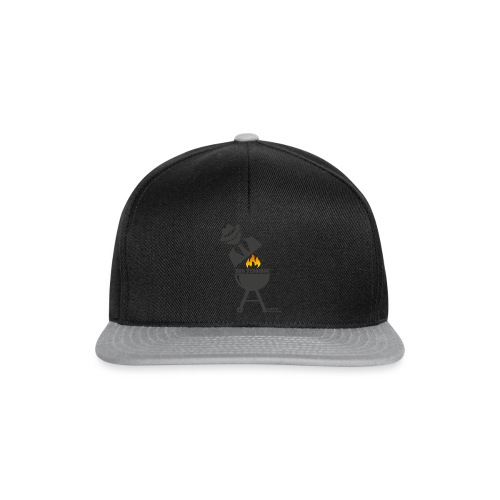 BBQ Syndikat - Mafia Grillshirt - Snapback Cap