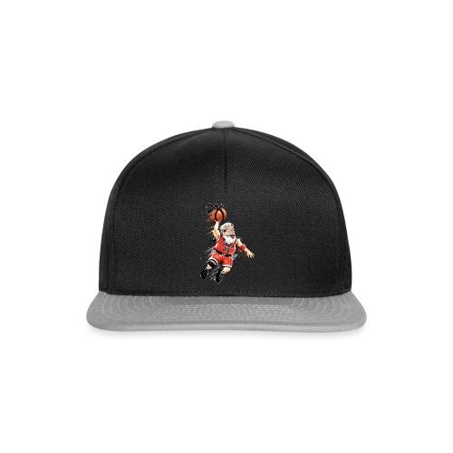 Santa Dunk - Snapback Cap