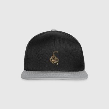 Snake - Snapback Cap