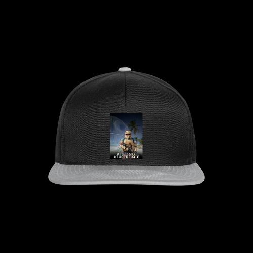 Eve Trooper - Snapback Cap