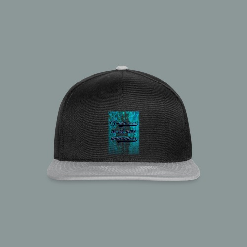 smooth seas - Snapback Cap