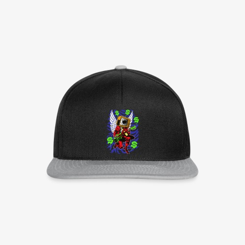 Guitar Player Gitarrist - Snapback Cap