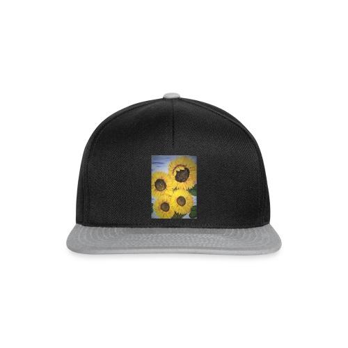 SonnenblumeIMG 20180815 090758 - Snapback Cap