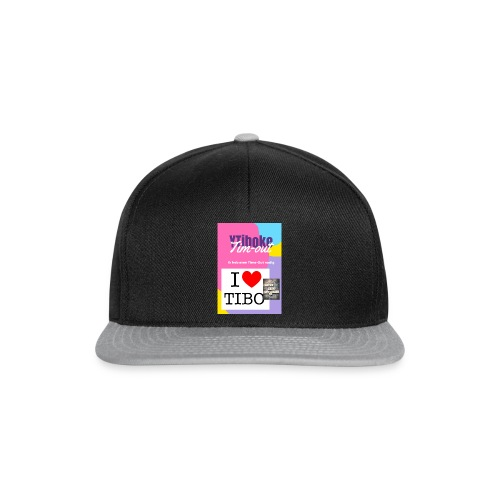 Time-Out - Casquette snapback