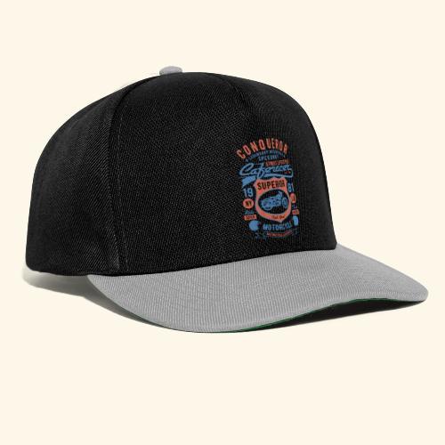 Conqueror Speedway - Snapback Cap