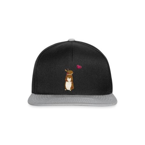 Valentine bunny - Snapback Cap