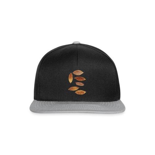 Bunte Blätter - Snapback Cap