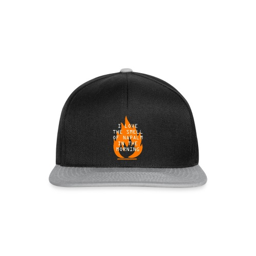 Napalm in The Morning - Snapback Cap