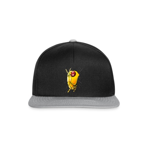 Alien insect yellow - Snapback Cap