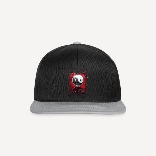 Tao symbol Low Poly - Snapback Cap