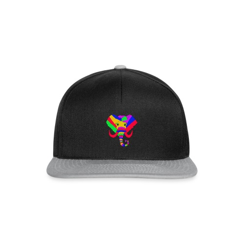 ELEPHANT LOVE AFRICA - Casquette snapback