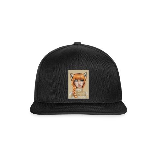 Fox Girl - Snapback Cap