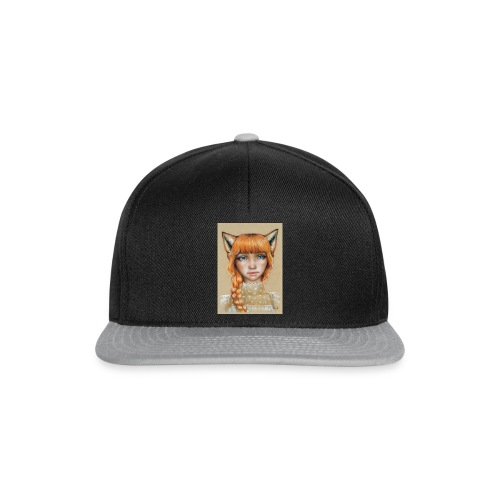Fox Girl - Snapback Cap