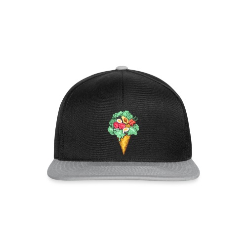 Ice Cream Salad - Snapback Cap