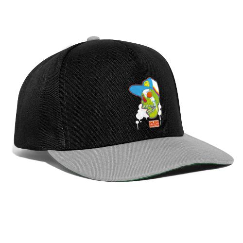 Ptb Skullhead 2 - Snapback Cap