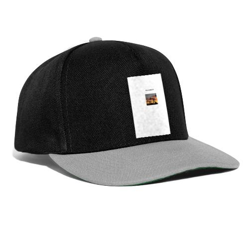 Das goldene OeL - Snapback Cap