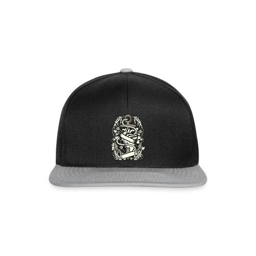 Heart and anchor - Snapback cap