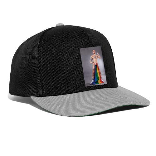 Nicola grosswiler PRIDE - Snapback Cap