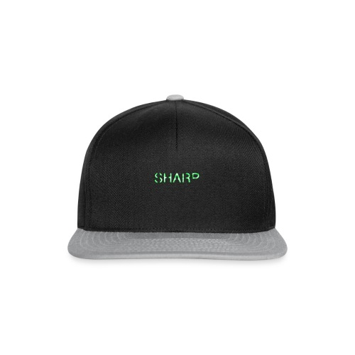 Sharp Clan black mug - Snapback Cap