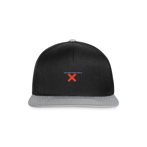 stay positive accessories - Snapback Cap