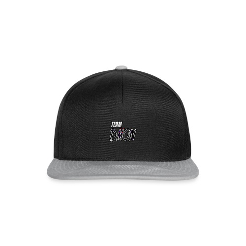 teamdmonback - Snapback Cap