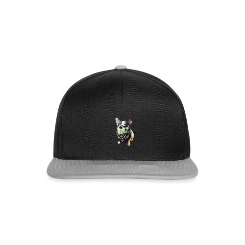 Bandana Dog - Snapback Cap