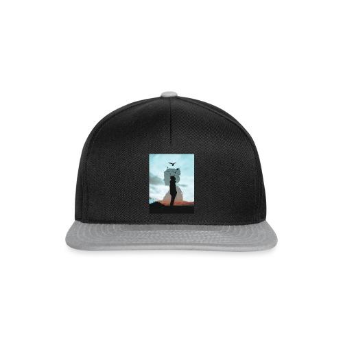 Heartbroken - Snapback Cap