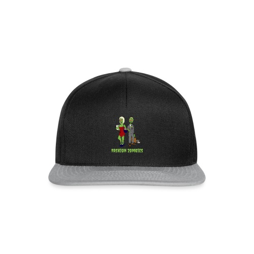 Fashion Zombie - Snapback Cap