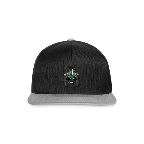 0163 F - Snapback cap