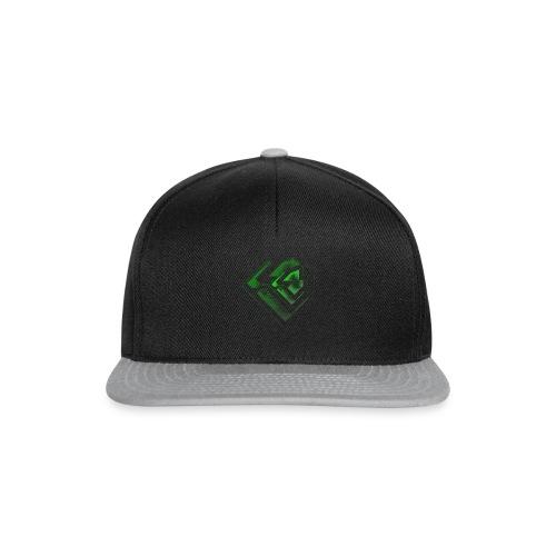 BRANDSHIRT LOGO GANGGREEN - Snapback cap
