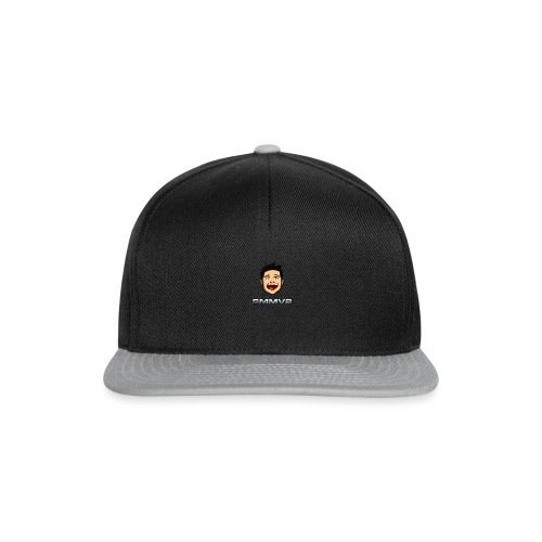 SMMV2 - Smiley - Snapback Cap