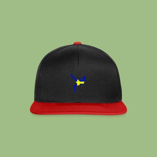 Ibra Sweden flag - Snapbackkeps