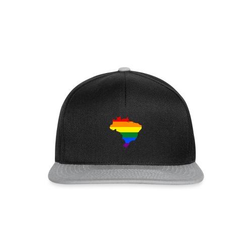 brasil - Snapback Cap