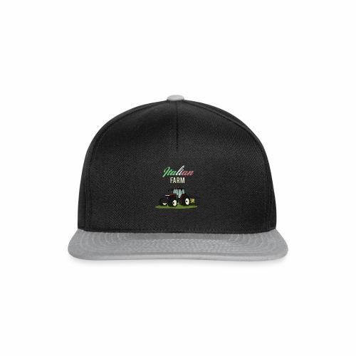 Italian Farm official T-SHIRT - Snapback Cap