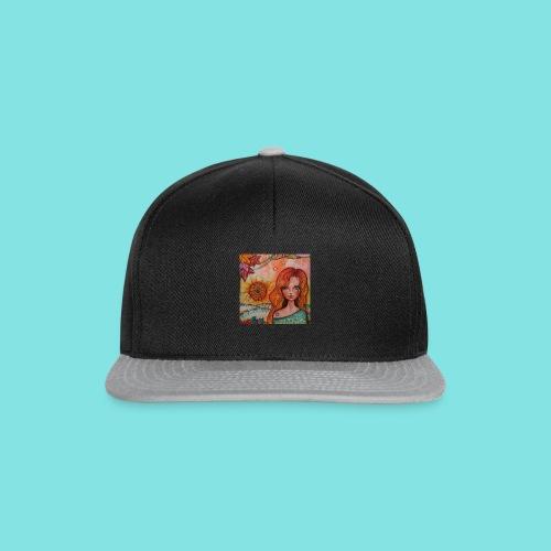 Shine like the sun - Snapback Cap