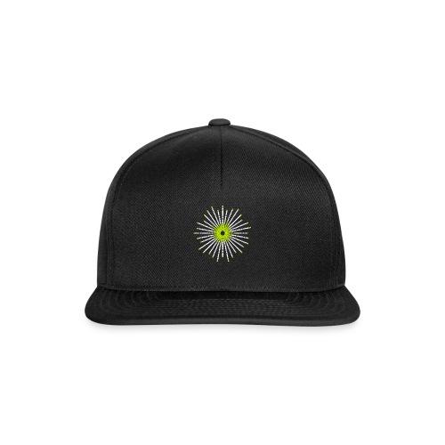 fancy_circle - Snapback Cap