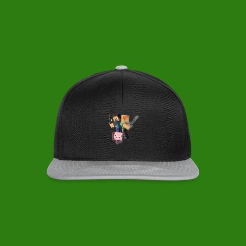 Minecraft - Snapback Cap