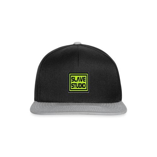 Slave Studio logo - Snapback Cap