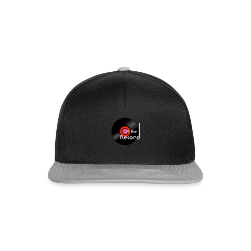 Off the Record - Snapback Cap