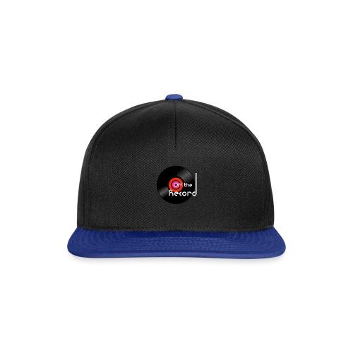 Off the Record - Snapback Cap