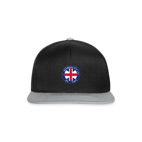 Kingdom First - Snapback Cap