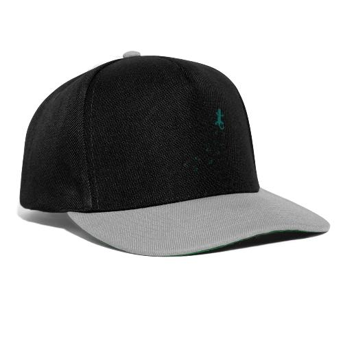Messy Lizard Paws - Snapback Cap