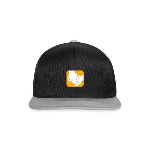 Logo der ÖRSG - Rett Syndrom Österreich - Snapback Cap
