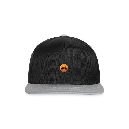 Keep Ballin' - Snapback Cap