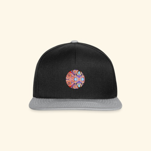 Ink drop 2 - Snapback Cap