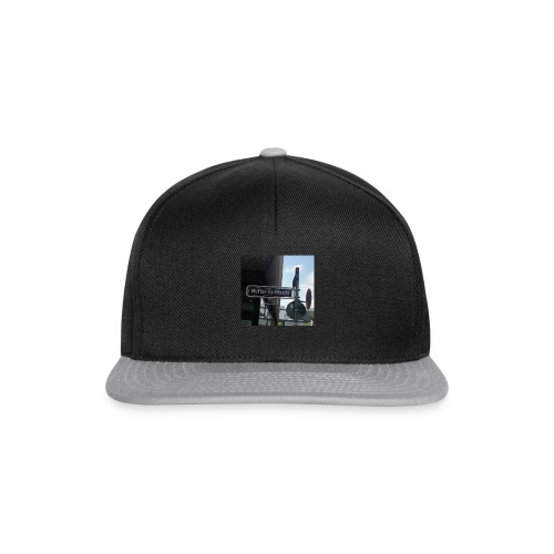 mutter ey strasse - Snapback Cap