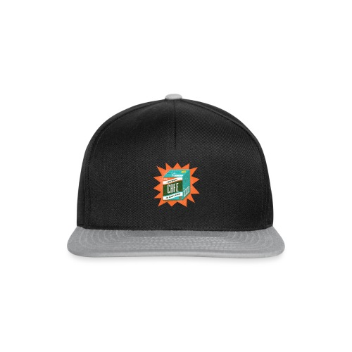CafeArt Bag Movement - Snapback Cap