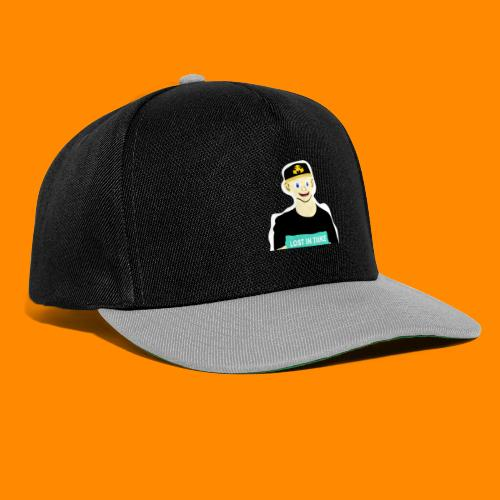 Vincent Cartoon-logo - Snapback cap