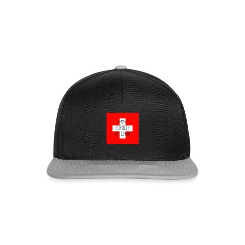 Schweiz beste - Snapback Cap