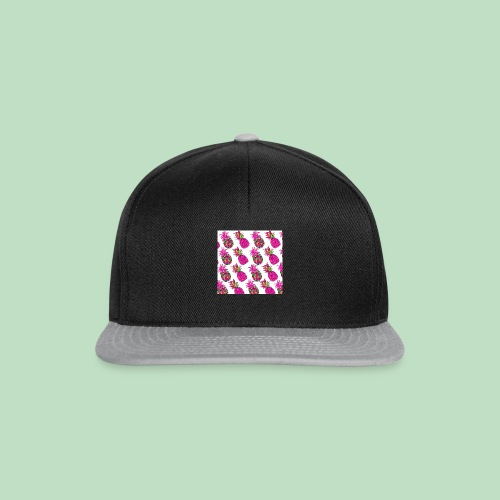 Pineapple magenta - Snapback Cap